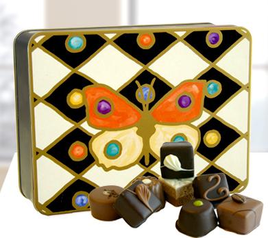 """Präsentdose """"Butterfly"""""""
